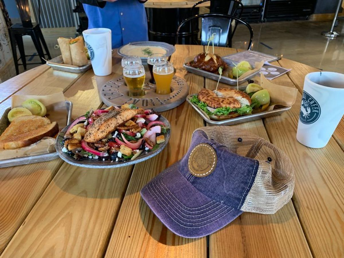 Dining With Dockery: Tidal Creek Brewhouse