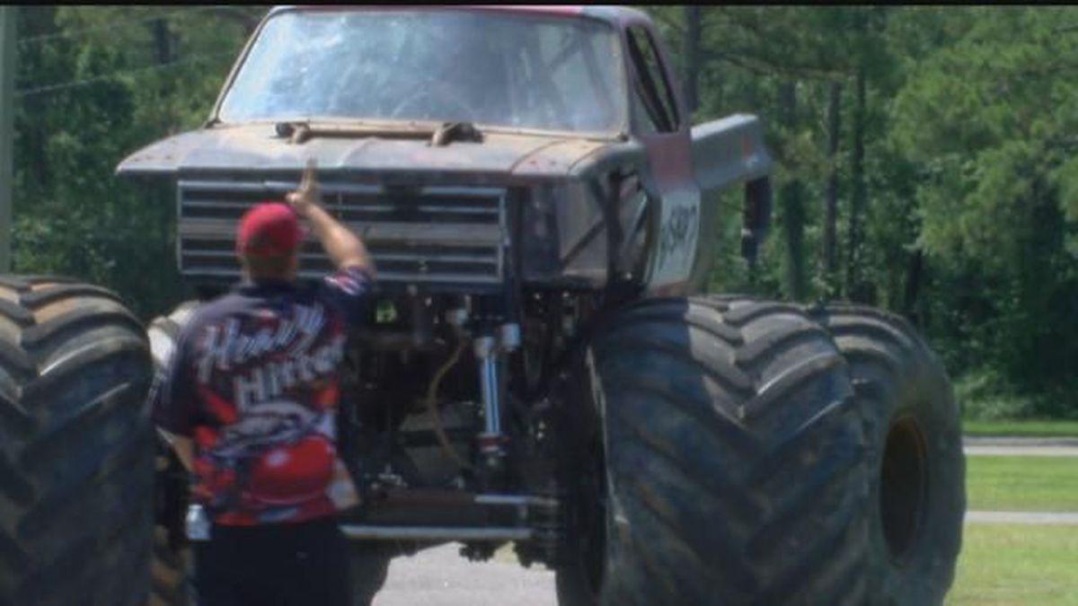 Monster Truck Devastation Show Coming