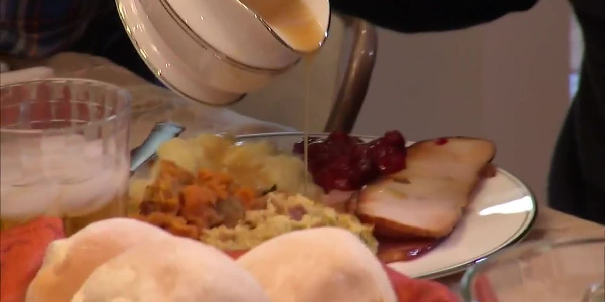Tips for smart holiday eating