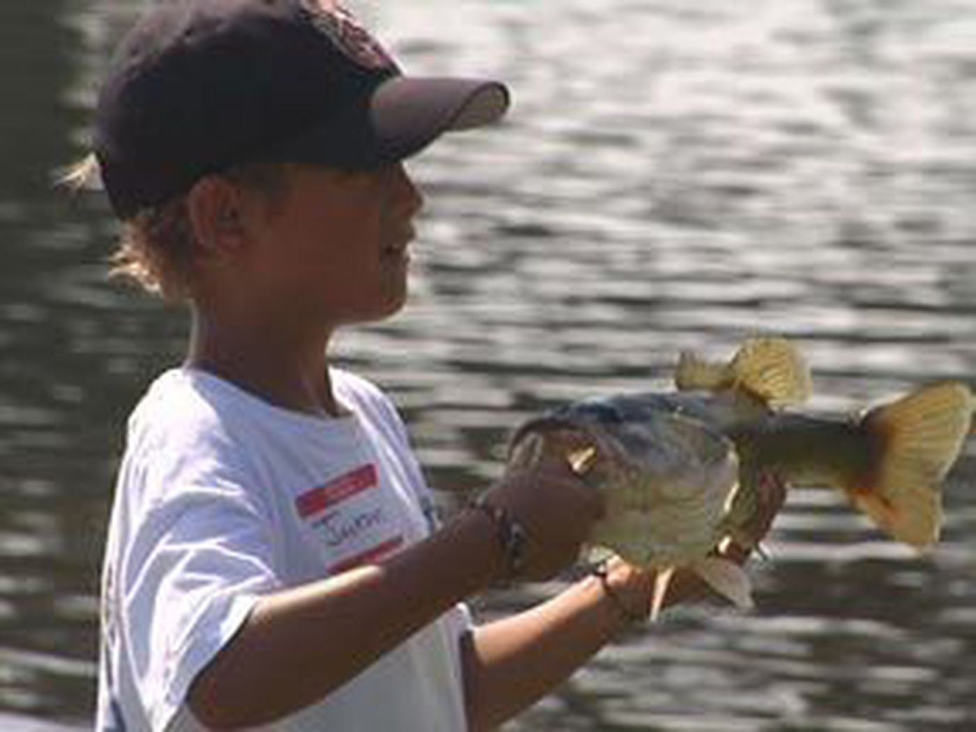 5th Annual Fishing Rodeo Held At Market Common
