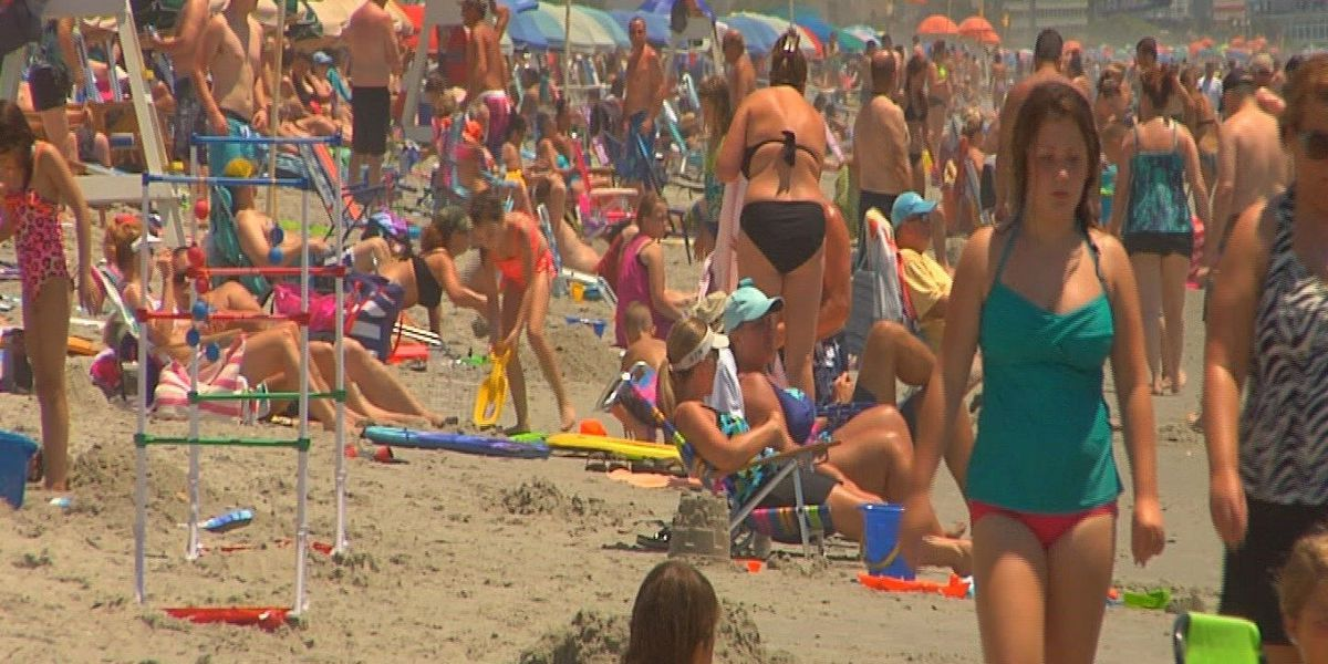 'Secondary drowning' can occur hours after leaving the beach