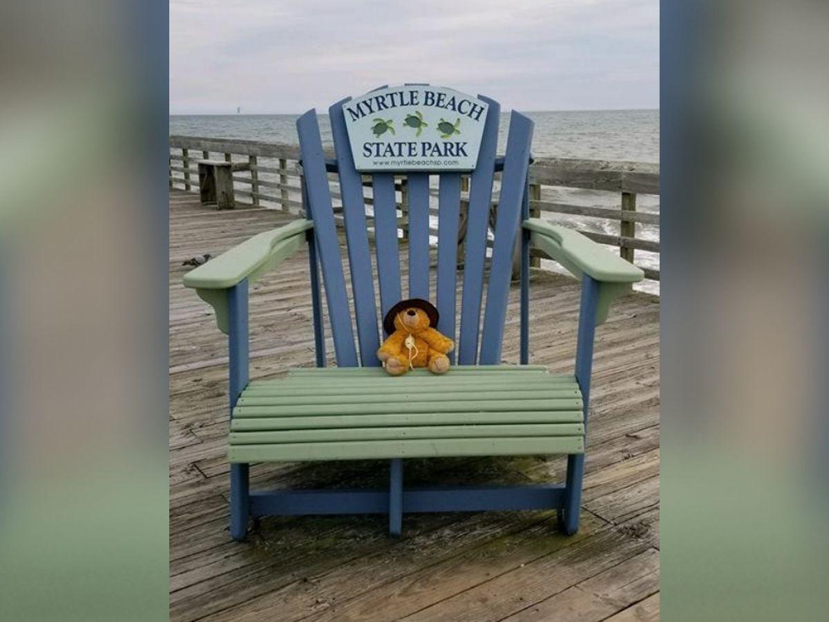 Myrtle Beach State Park rangers reunite boy and his teddy bear