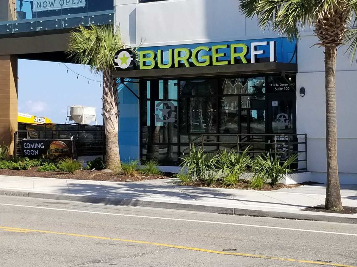 New BurgerFi location opens at THEBlvd along Ocean Boulevard