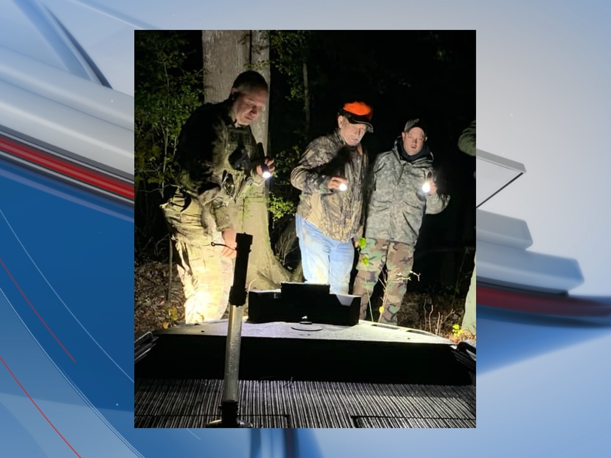 'God's provision was on full display': Marion County crews rescue man who got lost on hunting trip