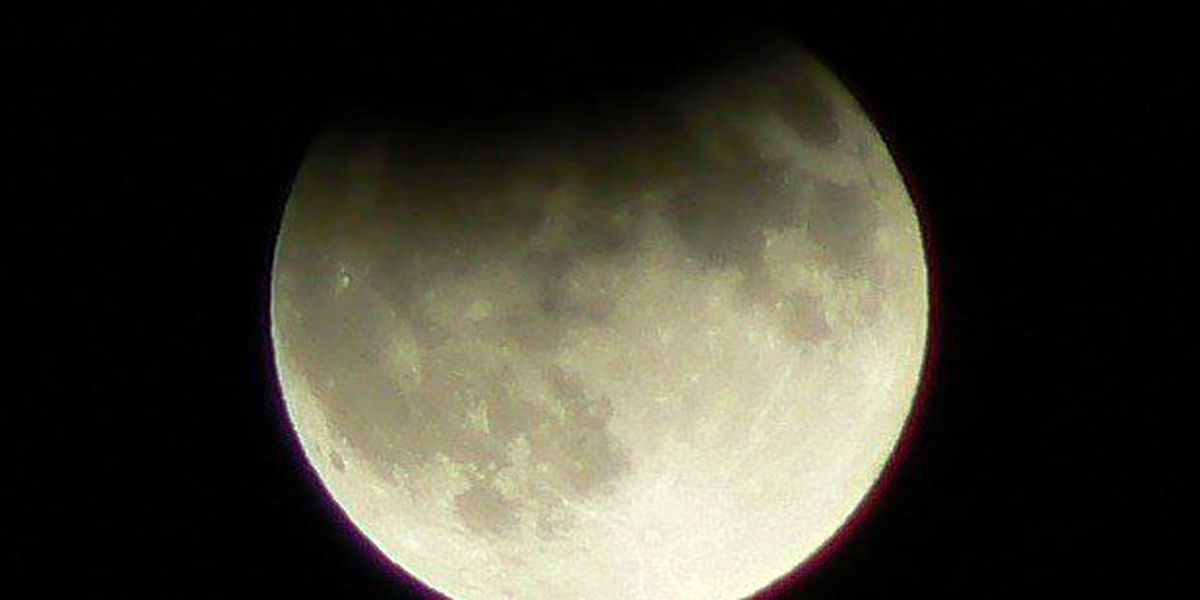 LOOKING AHEAD: Full moon, supermoon, and lunar eclipse all at once!