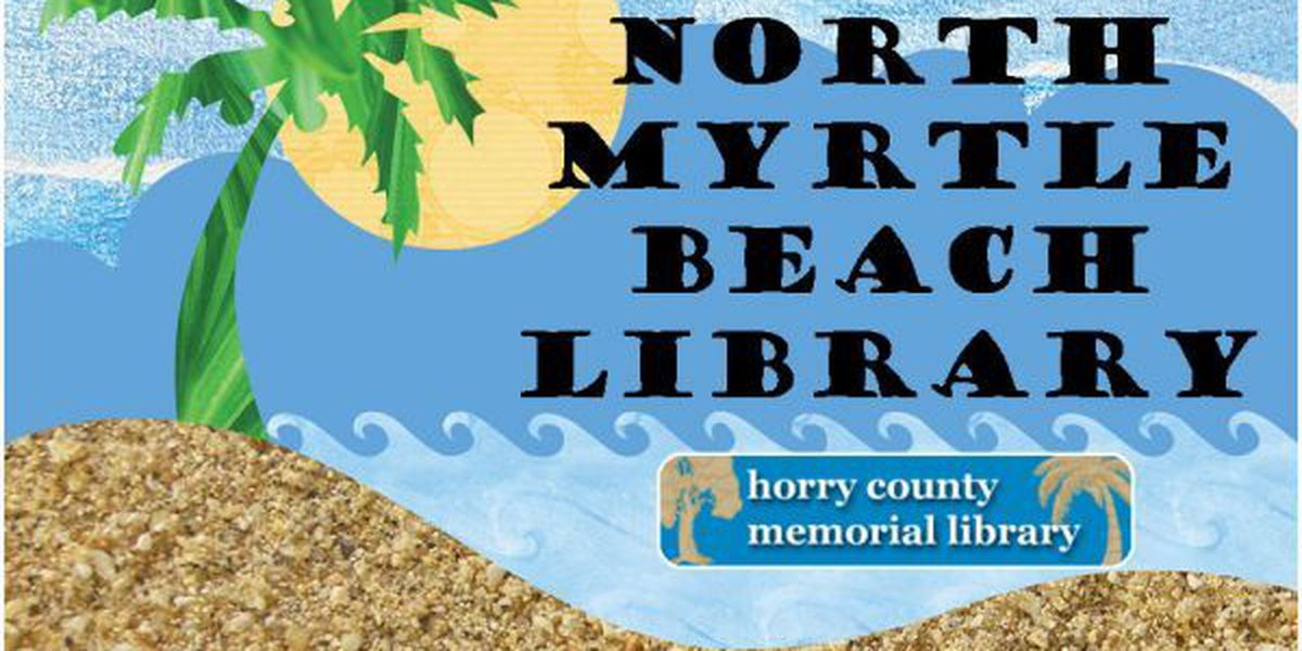 Learn about astronomy with Friends of North Myrtle Beach Library