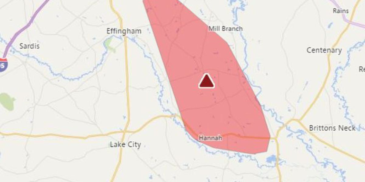Outage in Florence Co. affecting over 2,400 Duke Energy Progress customers