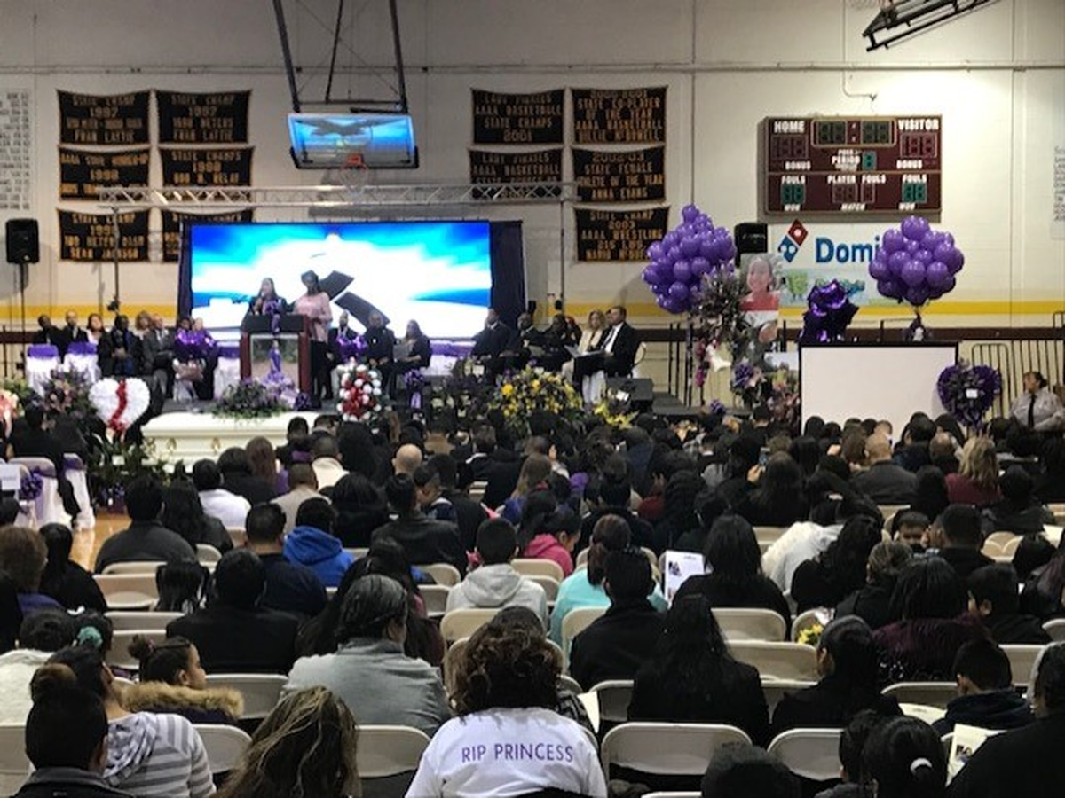Somber scene as Aguilar laid to rest just hours after arrest