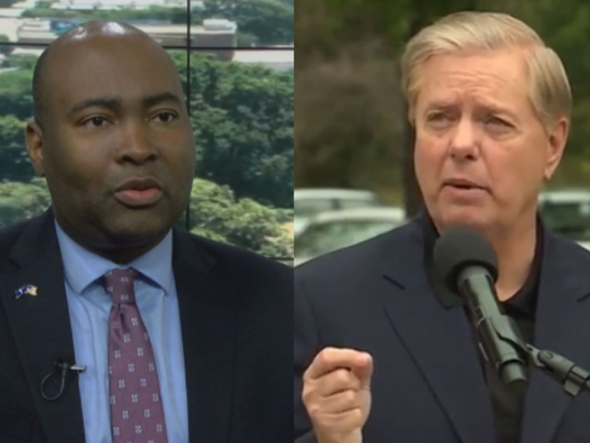 New poll shows Graham, Harrison in tie for Senate seat