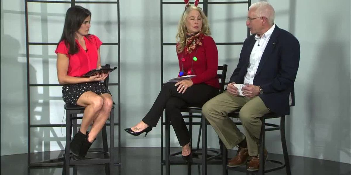 Today's Topic: Conway Rotary Club prepares for holidays - Part 1