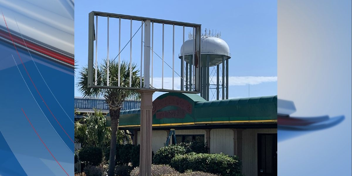 Signs removed from Myrtle Beach gentleman's club at center of brothel investigation