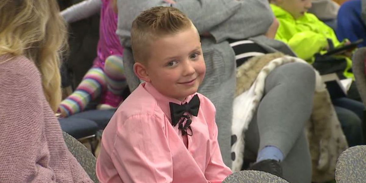 Boy, 9, gets Colorado town to legalize snowball fights