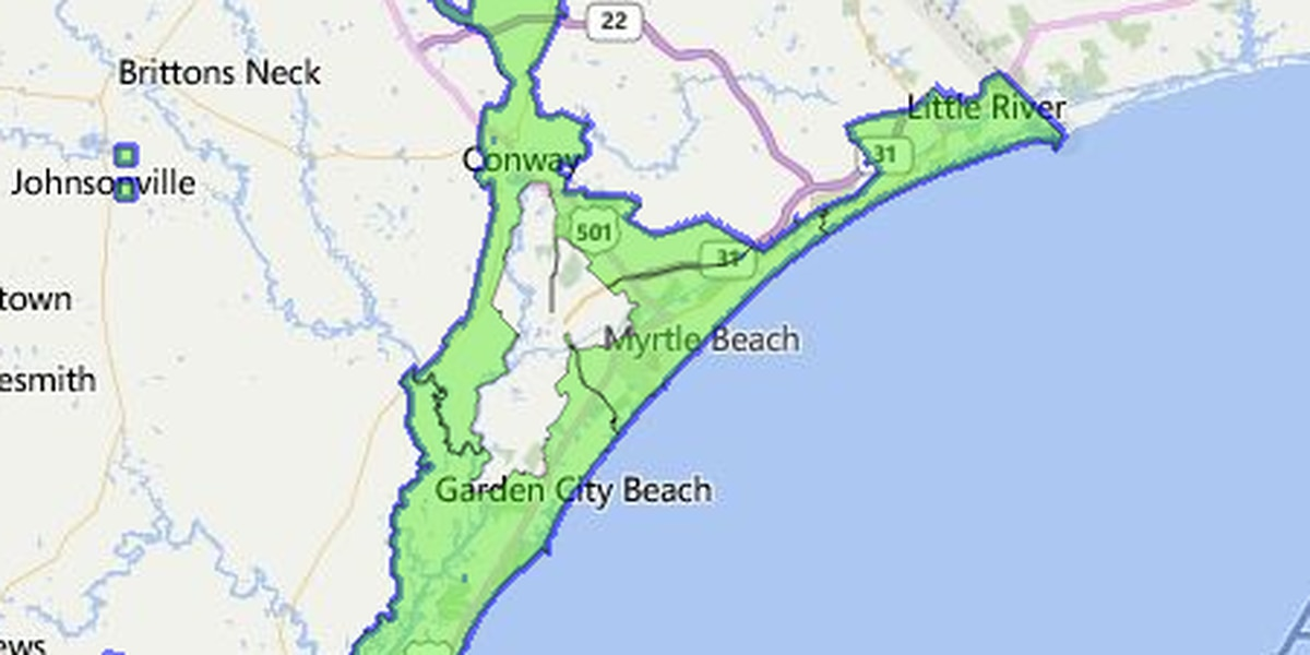 More than 27K remain without power in Grand Strand, Pee Dee