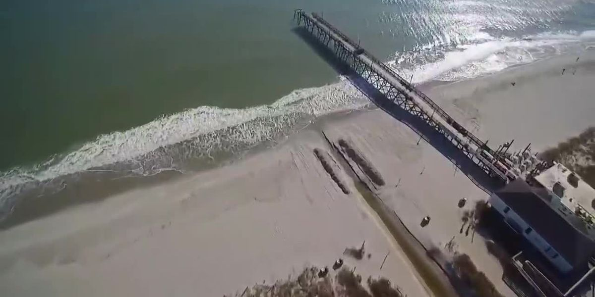 Surfside Beach leaders confirm long-awaited pier project on schedule to begin next week