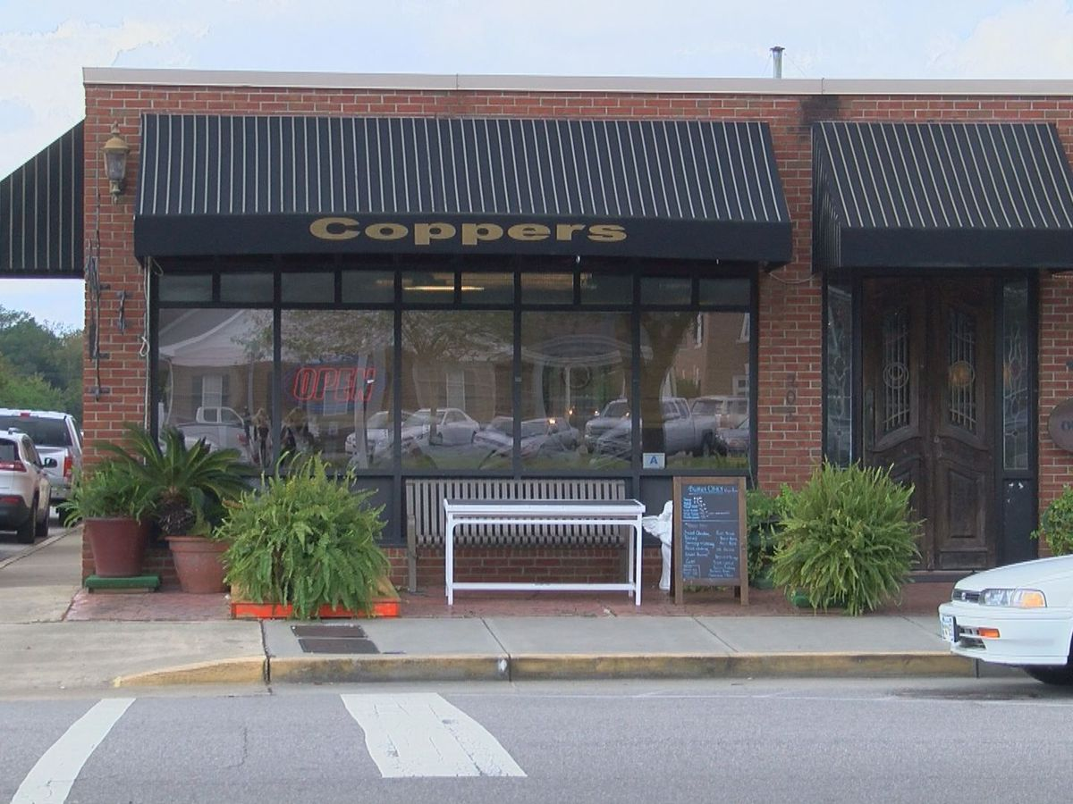 Downtown Conway businesses begin to bounce back after flooding