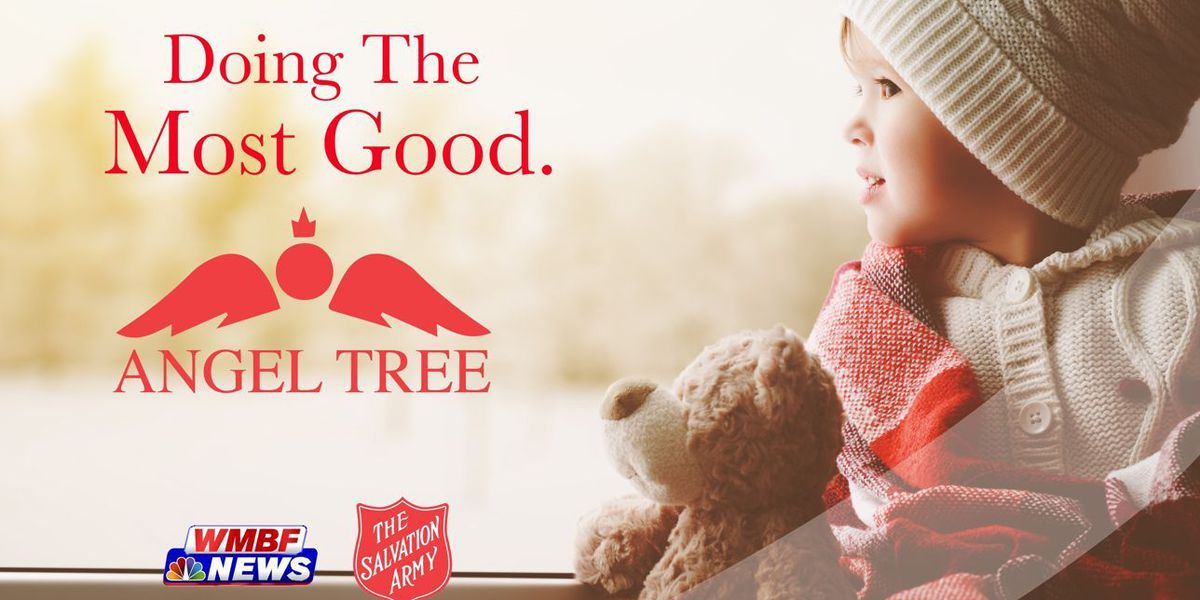 Register your family to receive gifts from the Angel Tree program