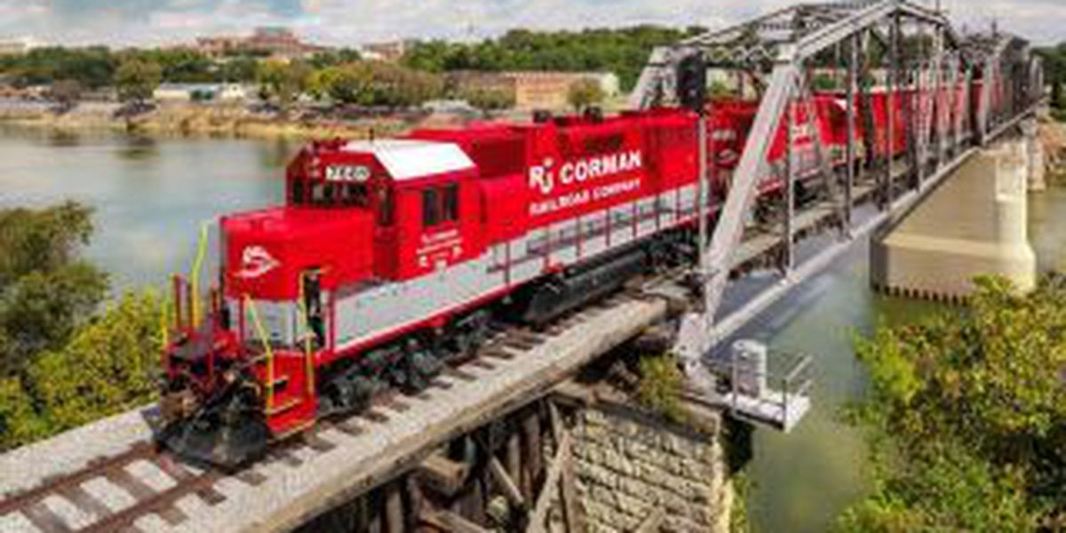 R.J. Corman purchases former Carolina Southern Railroad