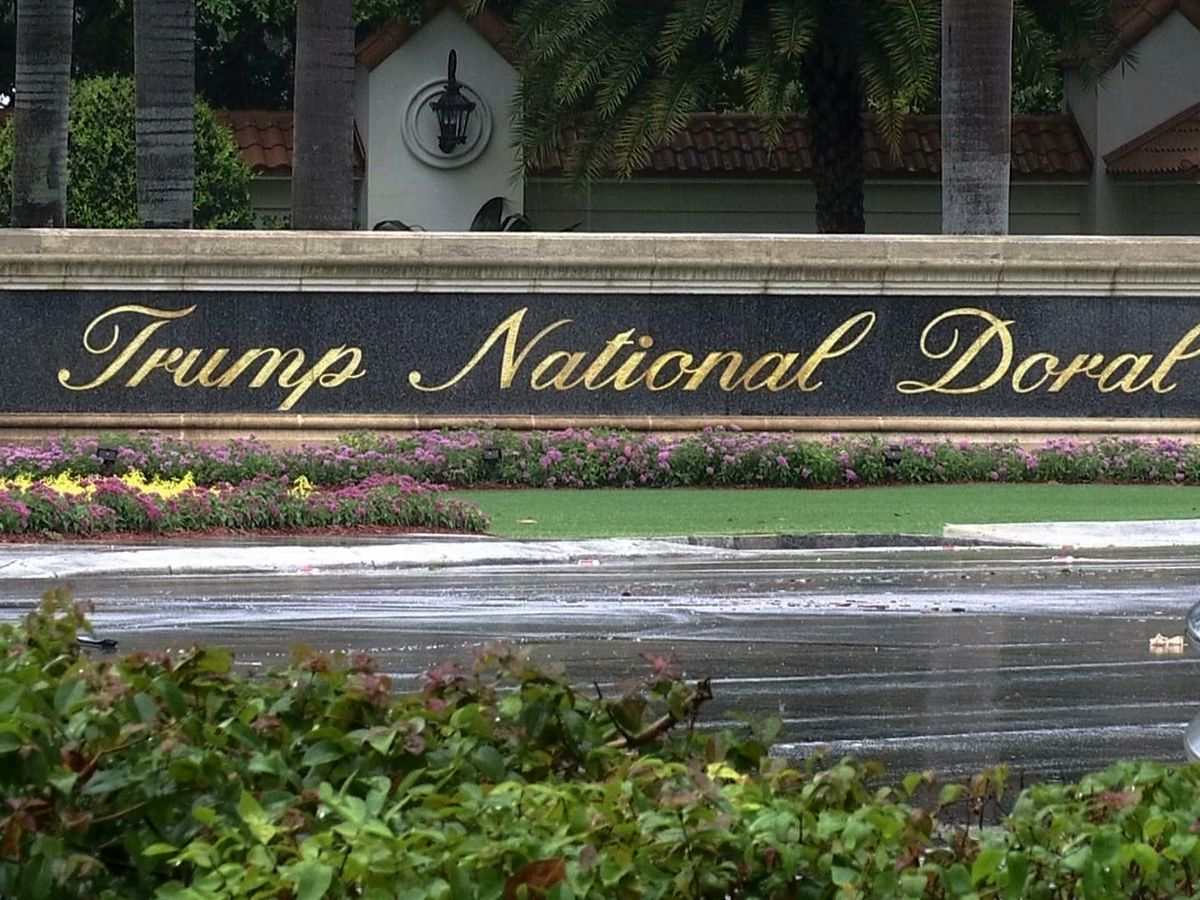White House says next G-7 to be held at a Trump golf resort
