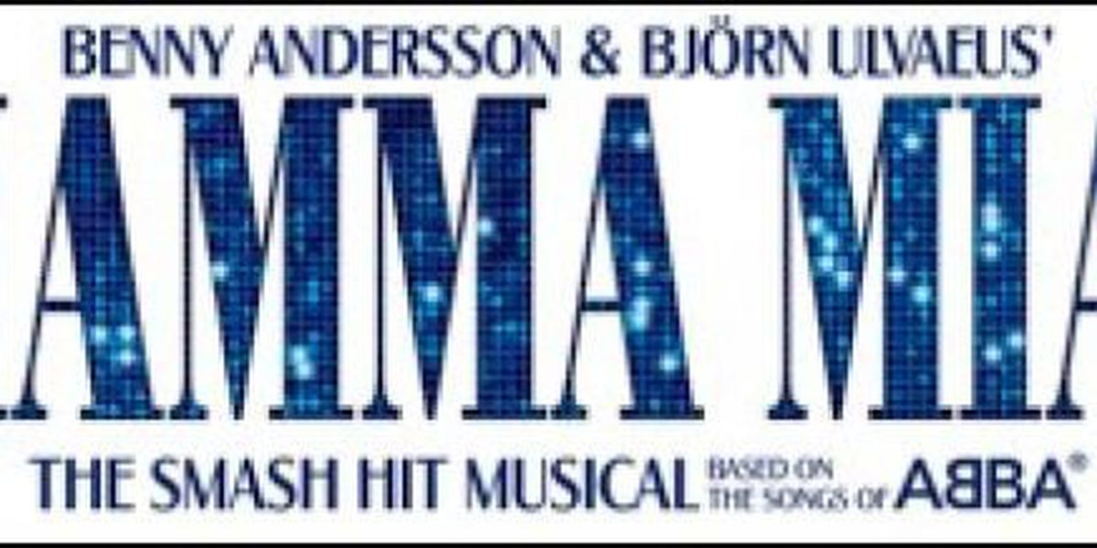 Mamma Mia! comes to Givens Performing Arts Center