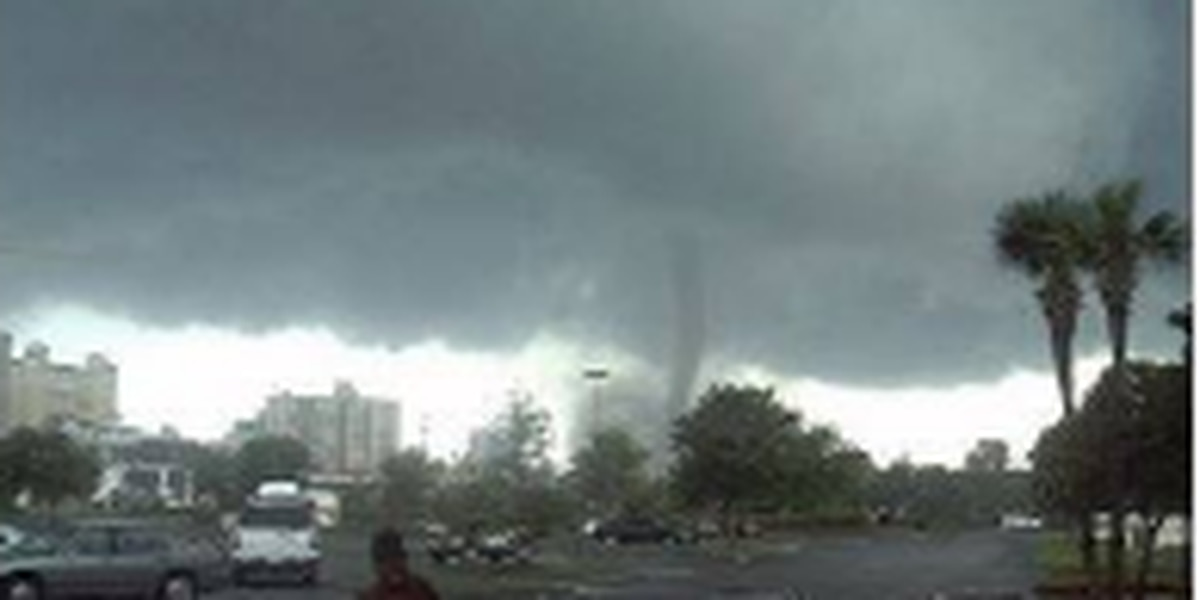 On this day: Tornadoes touch down in Myrtle Beach in 2001