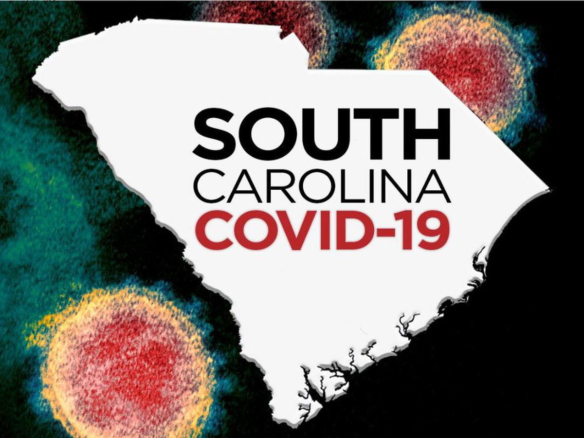 DHEC: Over 2,700 new COVID-19 cases in S.C., five additional deaths