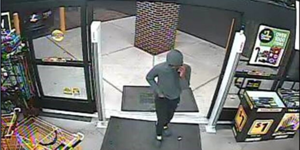 Lumberton police search for robber targeting local dollar stores