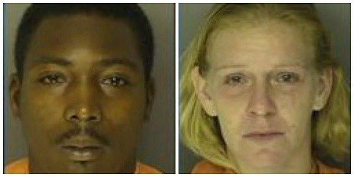 Two land on Horry County's Suspect Search list