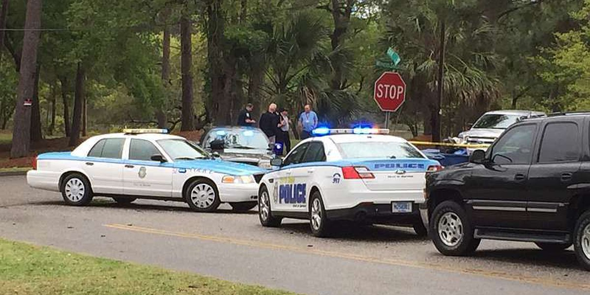 Officers serving warrant were shot at, returned fire, injuring suspect, officials say