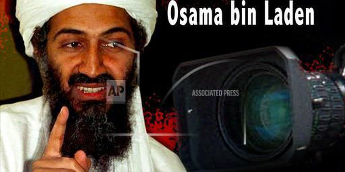 On this day in History Osama bin Laden declared war against the U.S.