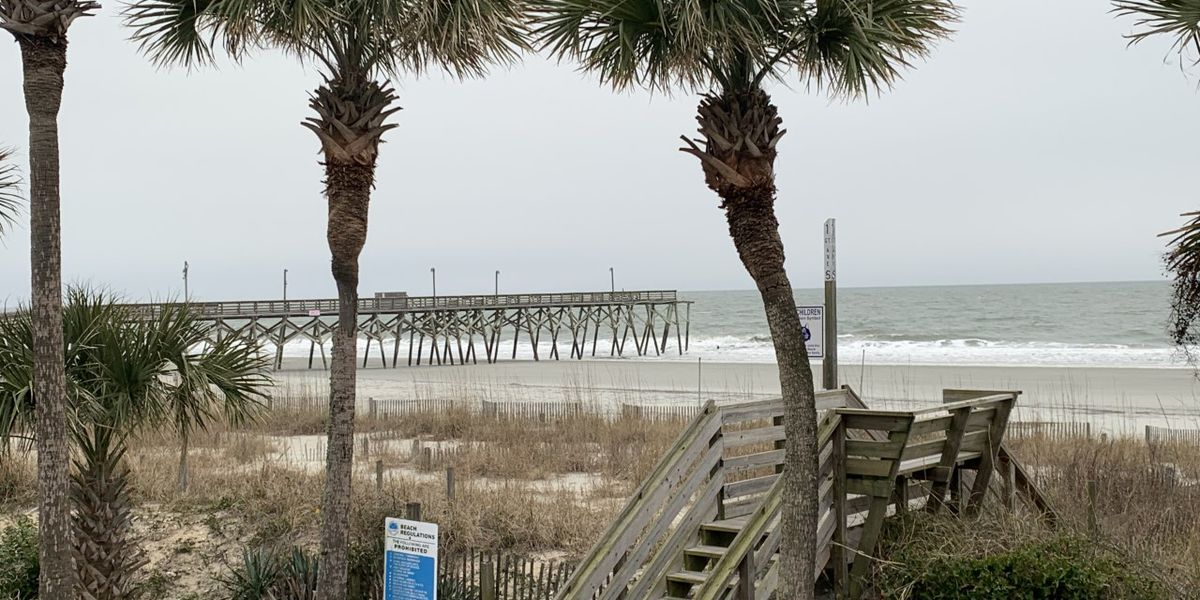 DHEC issues temporary swimming advisory for 16th Avenue North in Surfside Beach