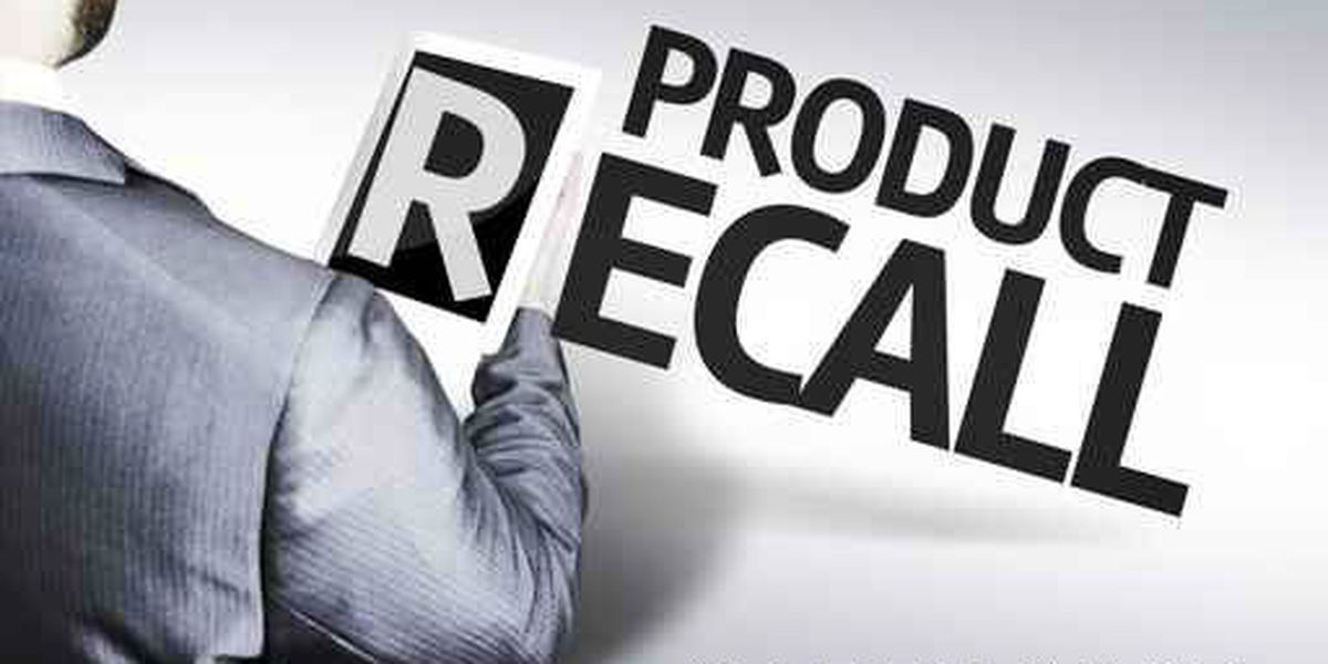 Product recalls and alerts for March 2015