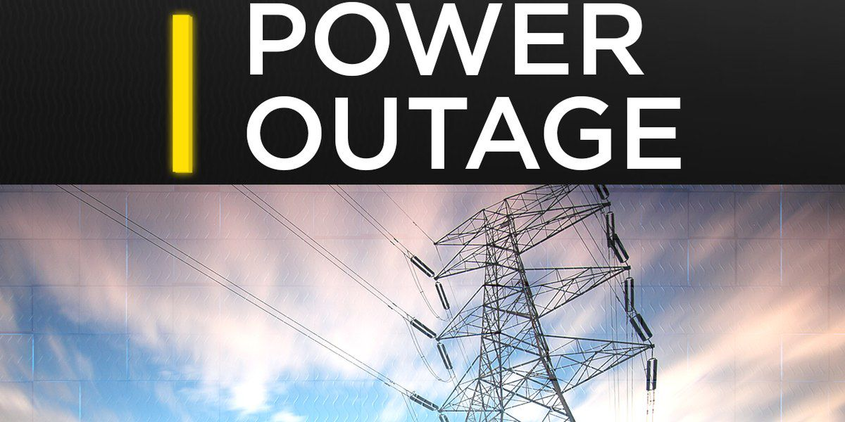 POWER OUTAGES: Thousands reported as Isaias impacts Grand Strand