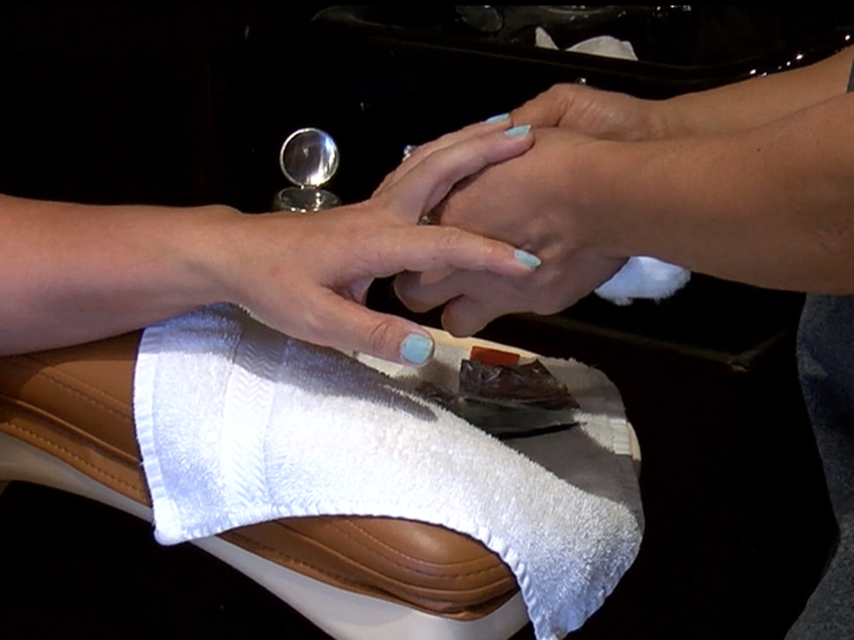 Pampered and polished: Is getting your nails done putting your health in jeopardy?