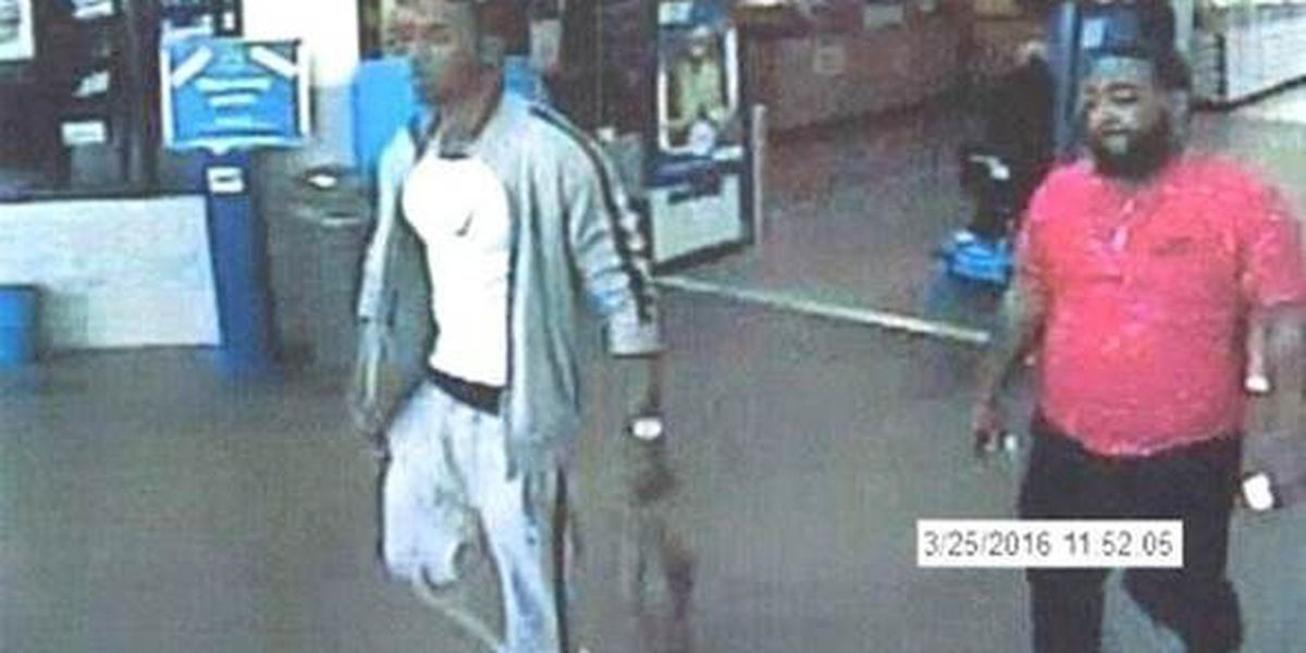 North Myrtle Beach Police seek to identify 2 involved in cloned credit card