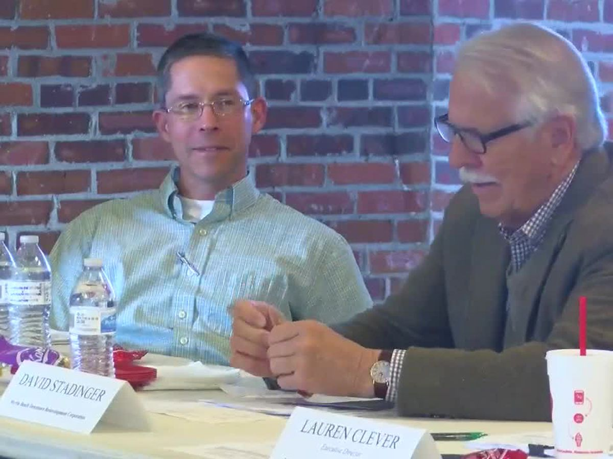 Myrtle Beach leaders discuss downtown's future, preserving history