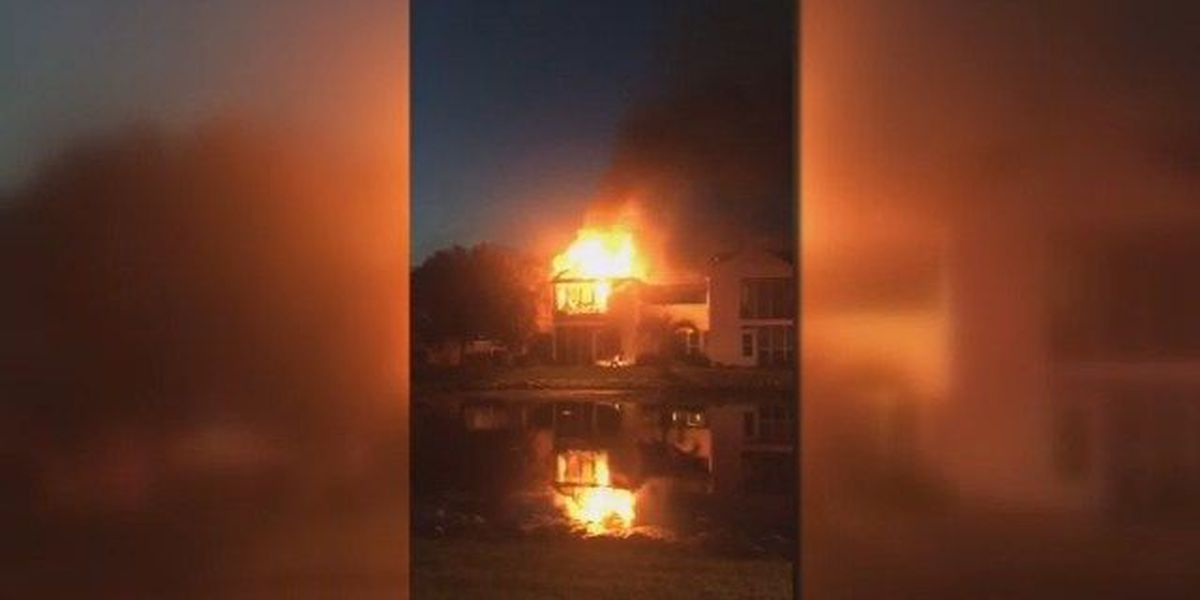 'It was absolutely scary:' Resident describes jumping from window to escape apartment fire in Surfside Beach