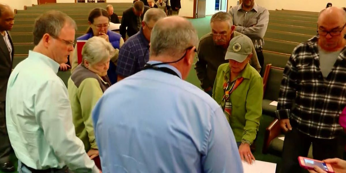 Developer, residents work together to address stormwater concerns at proposed neighborhood near Conway