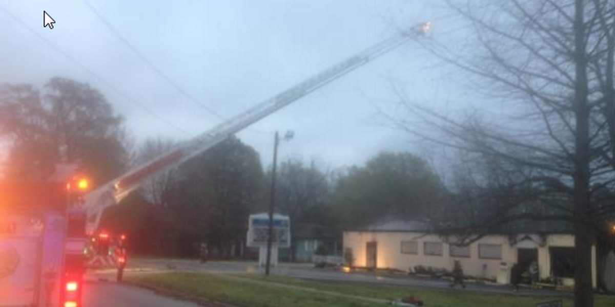 Fire destroys New Life Assembly Church of God in Florence