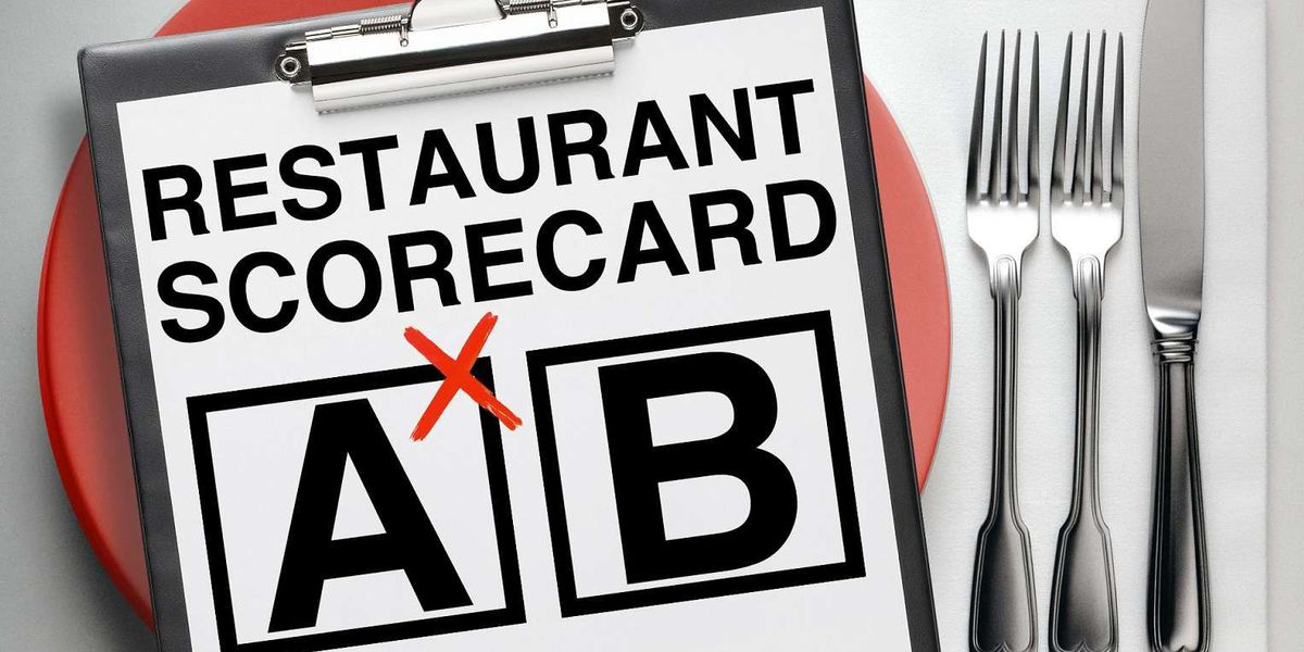 Some low, some high scores on this week's Restaurant Scorecard