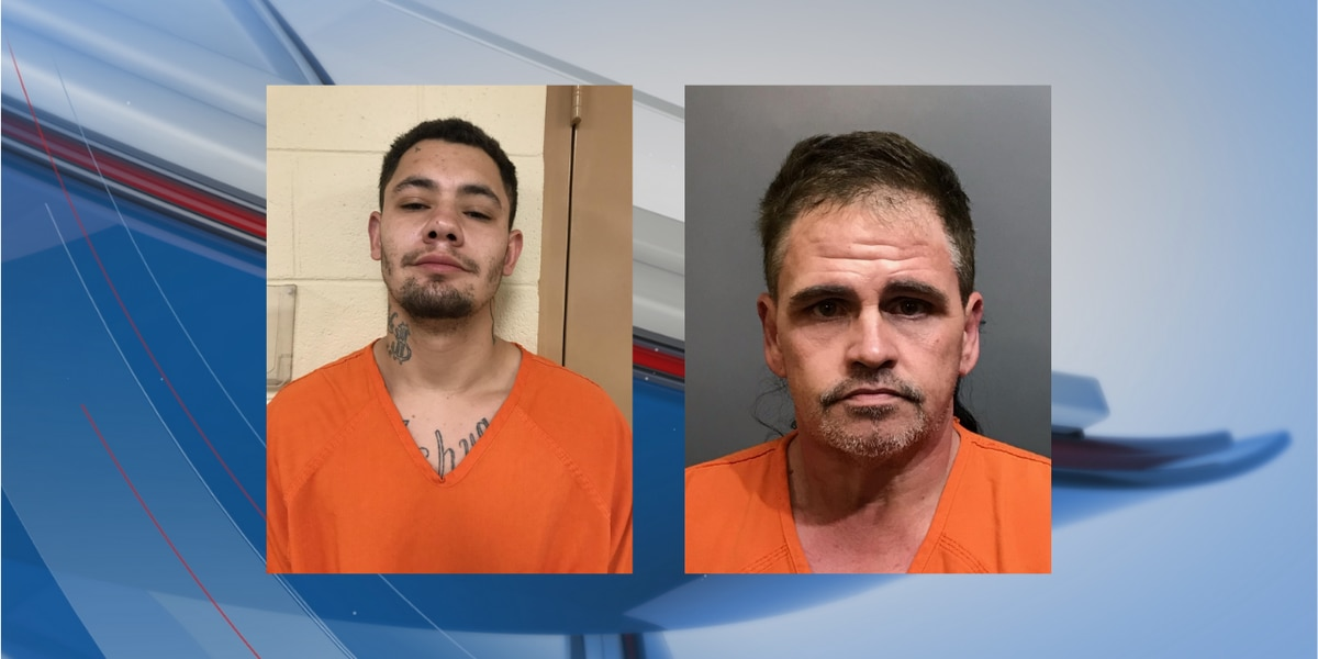 Deputies: 2 charged with murder, robbery of Andrews man