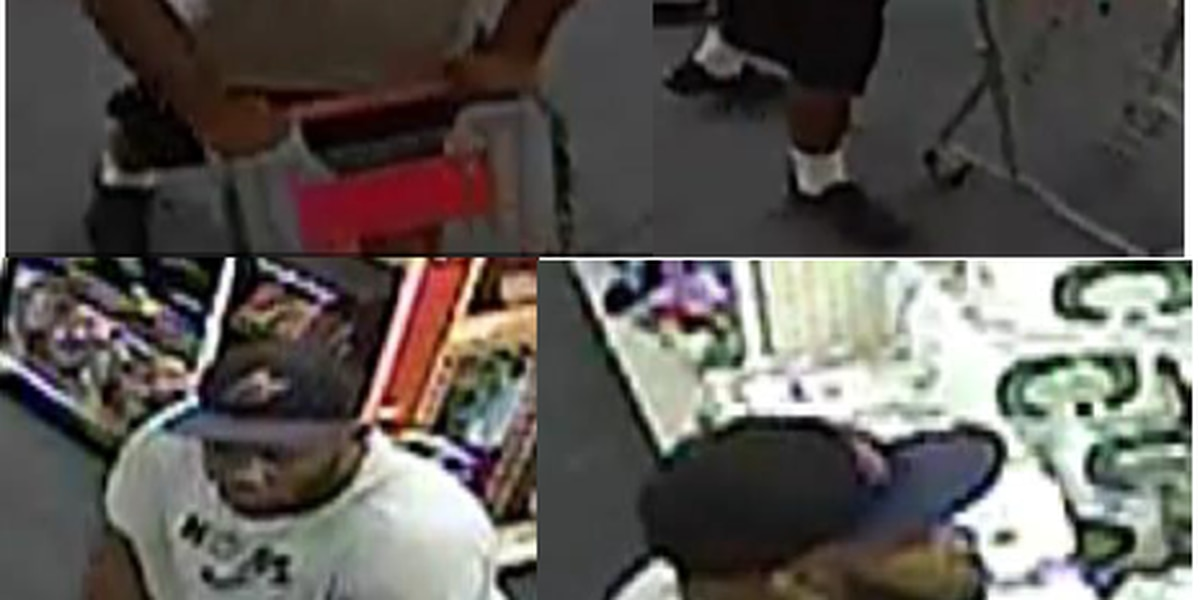 Police seek CVS shoplifting suspect