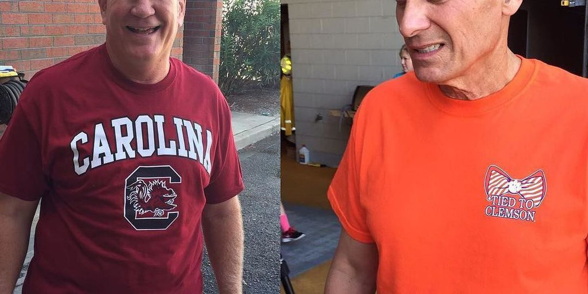 NMB City Manager, Public Safety Director dye hair to help raise funds for Special Olympics