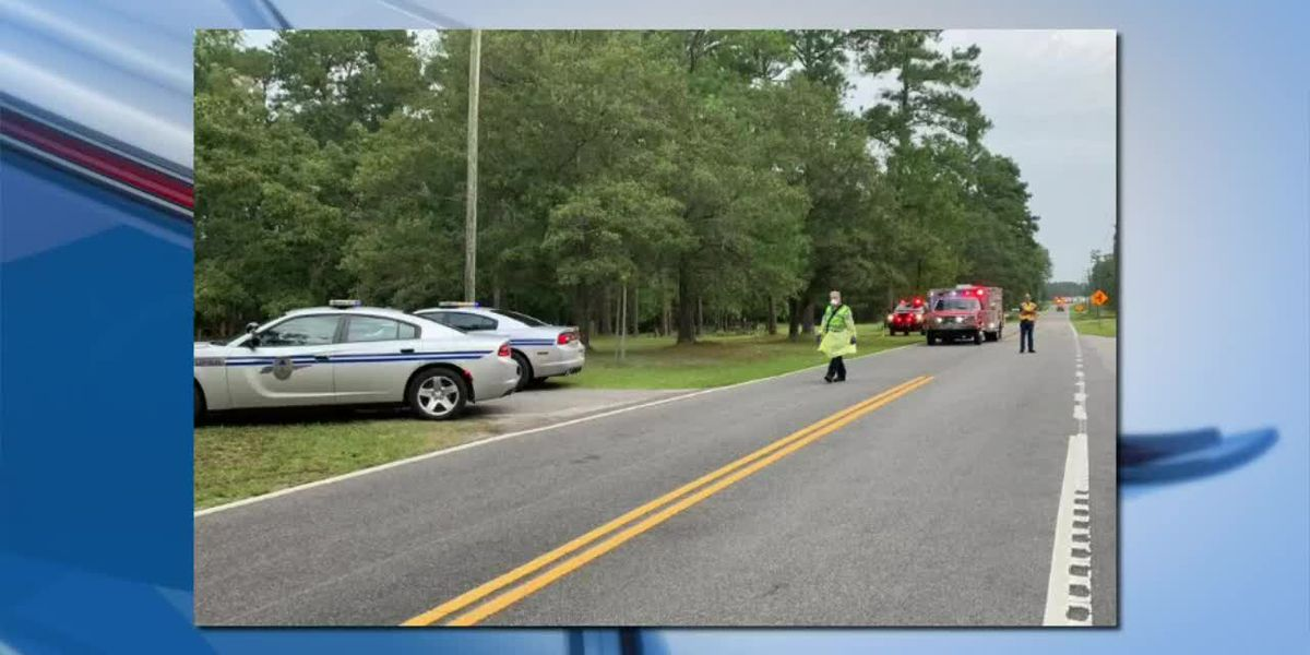 Coroner identifies two killed in Saturday morning crash in Horry County