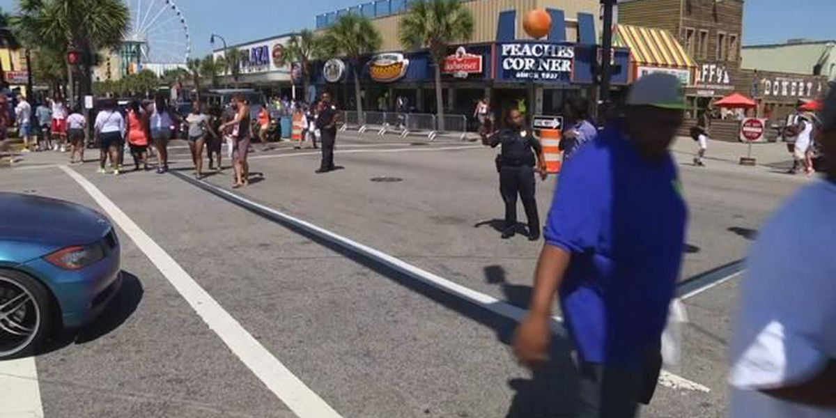 Out-of-state agencies, community ambassadors to assist police during Bikefest