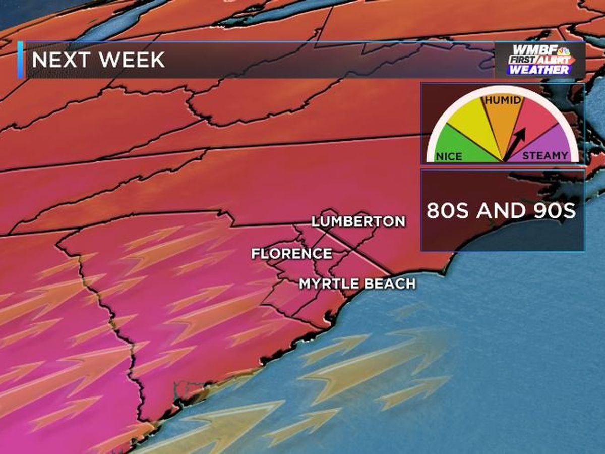 FIRST ALERT: Fall-like weekend ahead, but summer isn't hiding far away