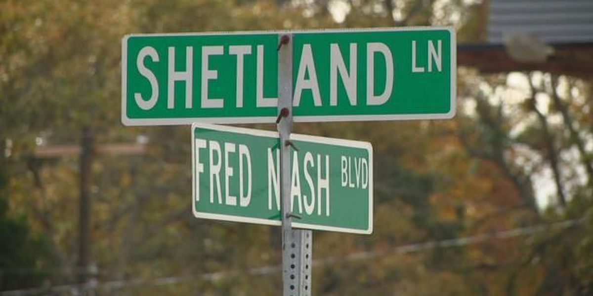 Fred Nash Boulevard rescheduled to close for construction on Thursday at 9 a.m.