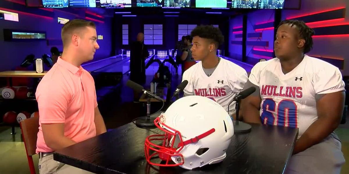 Extra Point 2019 Preview: Mullins players Marcus Chandler and Jodyn Smith