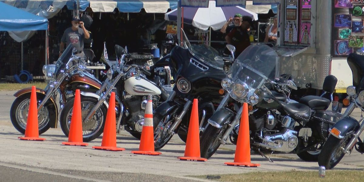 WMBF News obtains special event permit issued to biker bar during Spring Bike Rally