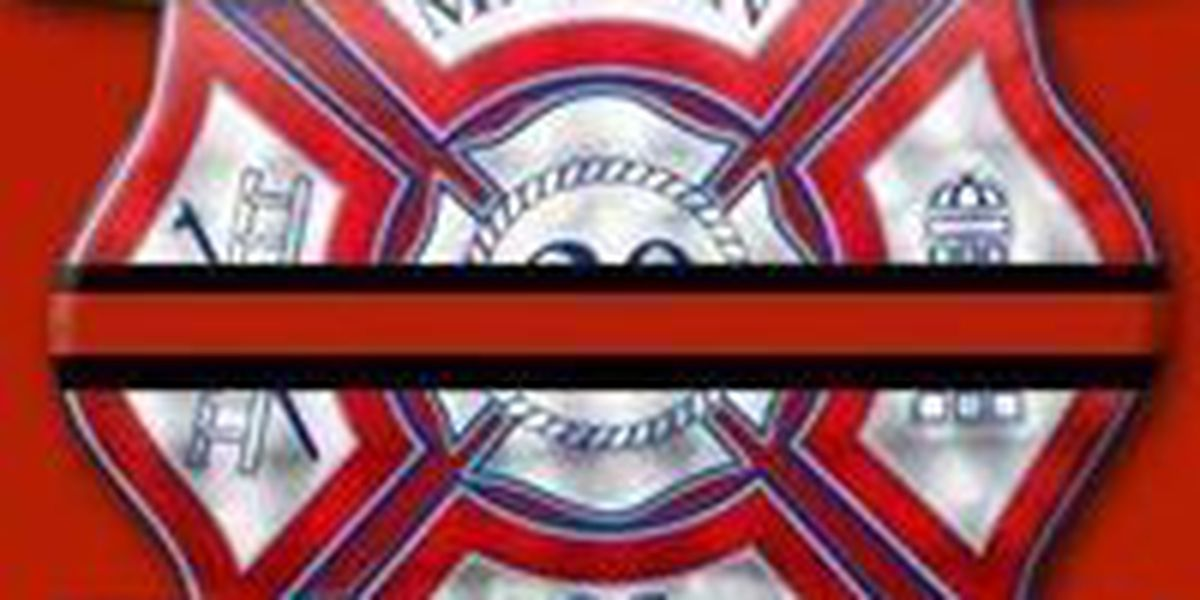 Fire Department mourns the loss of one of their own