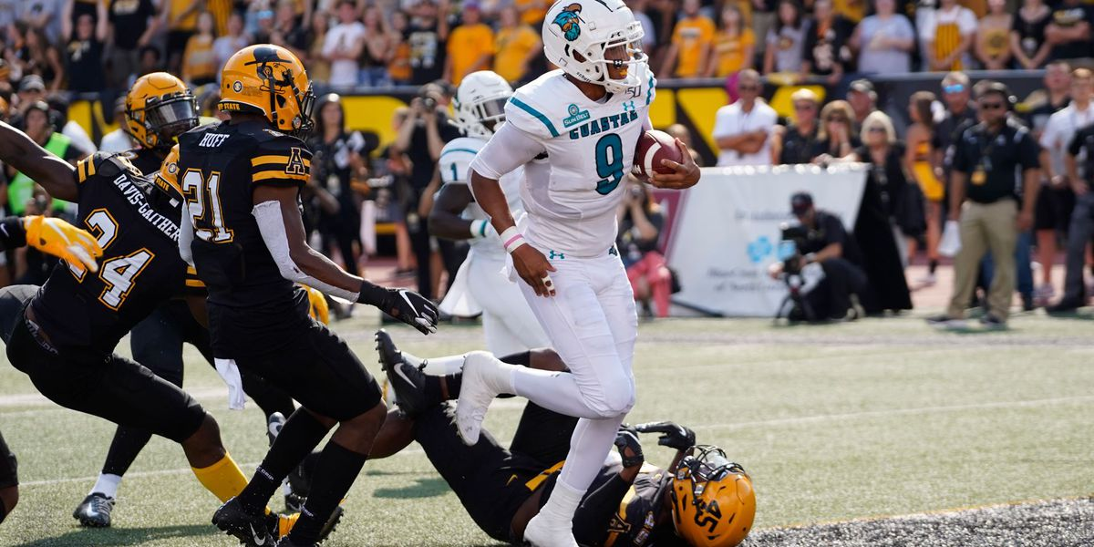 Chants Come Up Short at App State in Sun Belt Opener